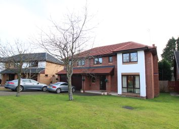 Thumbnail 5 bedroom detached house for sale in Grieve Croft, Bothwell, Glasgow