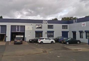 Thumbnail Light industrial to let in Unit 8K, Maybrook Business Park, Sutton Coldfield, Birmingham