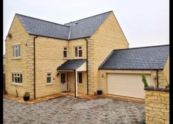 Thumbnail 5 bed detached house for sale in Deeping St James Road, Northborough, Market Deeping, Peterborough