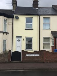 Thumbnail 3 bed terraced house to rent in St Peters Street, Lowestoft, Suffolk