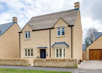 Thumbnail 4 bed detached house for sale in Mitchell Way, Upper Rissington, Cheltenham