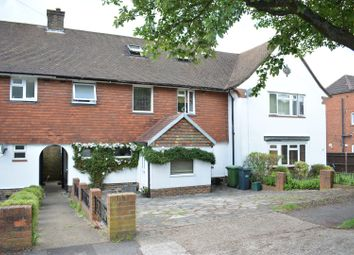 Thumbnail 3 bed terraced house for sale in Upland Way, Epsom