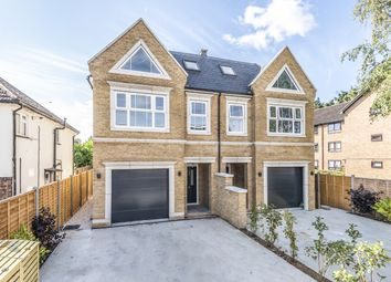 Thumbnail 4 bedroom semi-detached house for sale in Sycamore Grove, New Malden