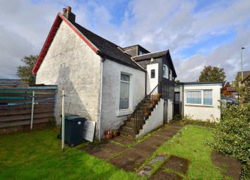 Thumbnail 1 bed flat for sale in Glebe Avenue, Pilot Street, Dunoon, Argyll