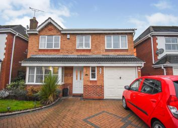 4 bed detached house for sale in Homeward Way, Coventry CV3