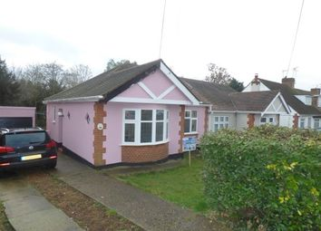 Thumbnail 2 bed bungalow to rent in Thundersley Park Road, Benfleet