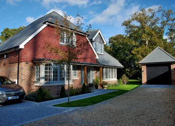 Thumbnail 4 bed detached house for sale in Lower Pennington Lane, Lymington