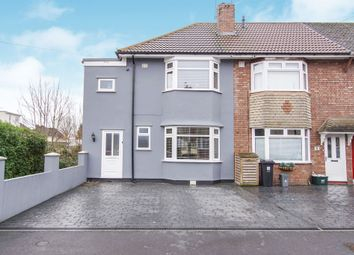 Thumbnail 3 bed semi-detached house for sale in Shanklin Drive, Filton, Bristol