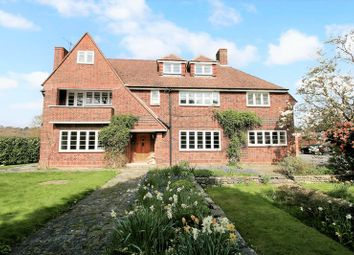 Thumbnail 5 bedroom detached house for sale in Dodwell Lane, Bursledon, Southampton