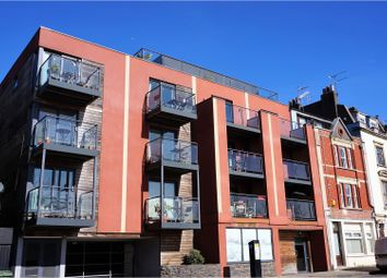 Thumbnail 1 bed flat for sale in 120 Hotwell Road, Hotwells