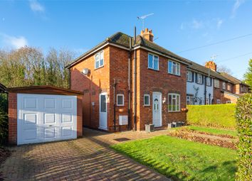 Thumbnail 3 bed terraced house for sale in Limeway Terrace, Dorking, Surrey