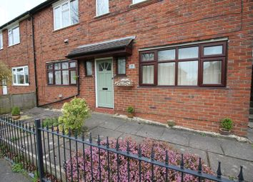 Thumbnail 2 bed flat for sale in Queens Drive, Leek, Staffordshire