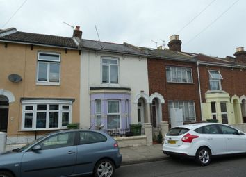 Thumbnail 1 bed maisonette to rent in Henderson Road, Southsea