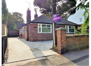 Thumbnail 2 bed detached bungalow for sale in Basford Park Road Basford, Newcastle