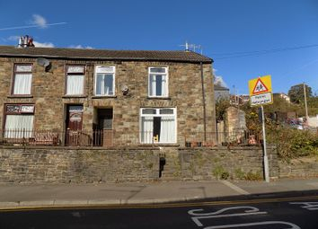 Thumbnail 4 bed end terrace house for sale in Ystrad Road, Pentre, Rhondda Cynon Taff.