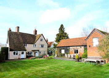 Thumbnail 7 bed detached house for sale in Chelmsford Road, Felsted