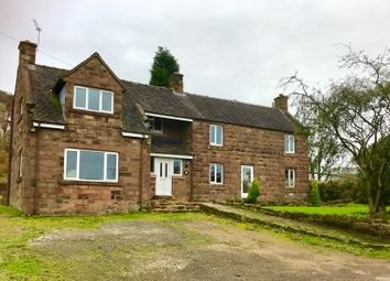 Thumbnail 5 bed cottage for sale in Biddulph Park, Biddulph, Stoke-On-Trent