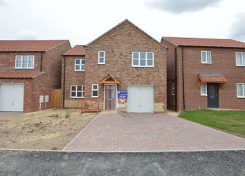 Thumbnail 4 bed detached house for sale in Plot 36, Franklin Way, Barrow-Upon-Humber