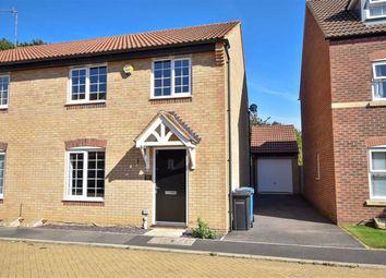 Thumbnail 4 bed semi-detached house to rent in Acorn Park, Cranford Road, Burton Latimer, Kettering