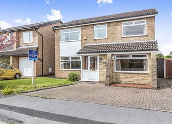 Thumbnail 4 bed detached house for sale in Long Close, Leyland