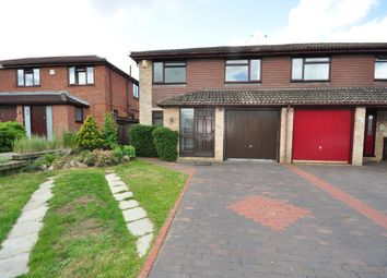 Thumbnail 4 bed semi-detached house to rent in Ellingham Leas, Maidstone