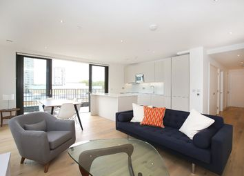 Thumbnail 3 bed flat to rent in Parkham Street, Battersea