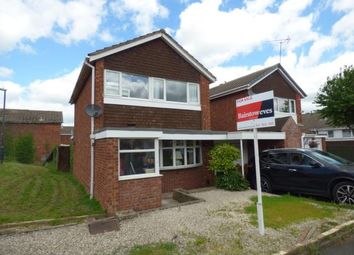 Thumbnail 3 bed link-detached house for sale in The Raywoods, Nuneaton, Warwickshire