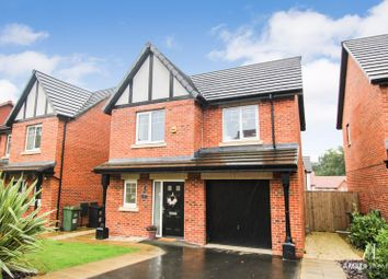 Thumbnail 3 bed detached house for sale in Damstead Park Avenue, Alfreton