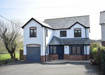 Thumbnail 4 bed detached house for sale in Lynstone, Bude, Bude