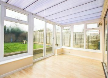 Thumbnail 3 bed detached bungalow for sale in Rainsborough Gardens, Market Harborough