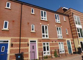Thumbnail 4 bedroom terraced house for sale in Tanyard Way, Yeovil