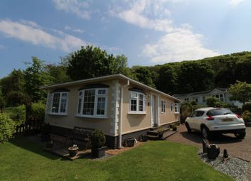 Thumbnail 2 bed mobile/park home for sale in Old Llanfair Road, Harlech