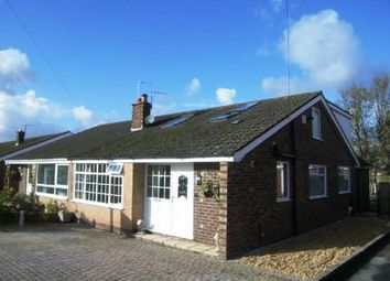 Thumbnail 4 bed bungalow for sale in Lodge Close, Lymm, Cheshire