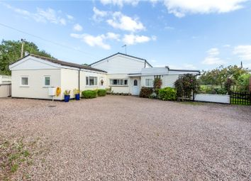 Thumbnail 4 bed bungalow for sale in Plough Road, Tibberton, Droitwich, Worcestershire