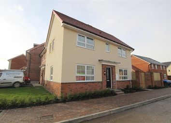 Thumbnail 3 bed property for sale in 42 Wood Close, Preston
