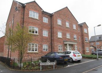 Thumbnail 2 bedroom flat to rent in Fernbeck Close, Farnworth, Bolton