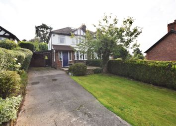 Thumbnail 3 bed semi-detached house for sale in Sandy Lane, Frodsham