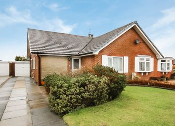 Thumbnail 2 bed semi-detached bungalow for sale in Hornby Road, Marshside, Southport