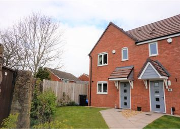 Thumbnail 3 bedroom semi-detached house for sale in Stone Mill Walk, Dudley