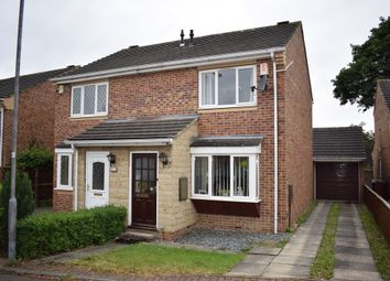 Thumbnail 2 bed semi-detached house for sale in Rishworth Close, Wrenthorpe, Wakefield