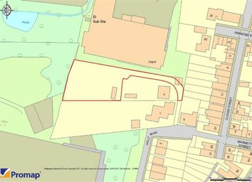 Thumbnail  Land for sale in Holly Road, Macclesfield