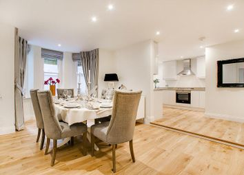 Thumbnail 3 bed flat to rent in Fitzjames Avenue, London
