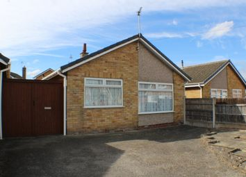 Thumbnail 2 bedroom detached bungalow for sale in Dawn Close, Hucknall, Nottingham
