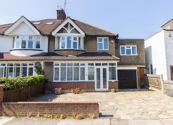Thumbnail 4 bed semi-detached house for sale in Kinnaird Avenue, London
