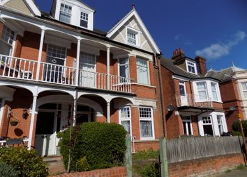 Thumbnail 1 bedroom flat to rent in Leopold Road, Felixstowe