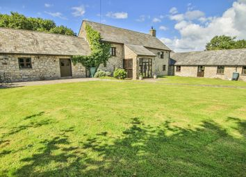 Thumbnail 6 bed barn conversion for sale in Ballas, Stormy Down, Pyle
