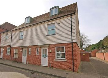 Thumbnail 3 bed end terrace house for sale in Barton Mill Road, Canterbury