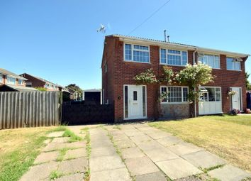 Thumbnail 3 bed semi-detached house for sale in Graham Rise, Loughborough
