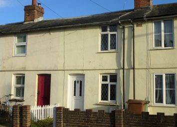 Thumbnail 1 bed terraced house to rent in Henwood Green Road, Pembury, Tunbridge Wells