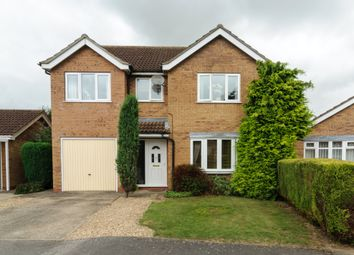 Thumbnail 3 bed detached house for sale in Hastings Drive, Wainfleet, Skegness